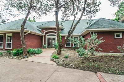 Temple Single Family Home For Sale: 5207 Indian Springs Rd