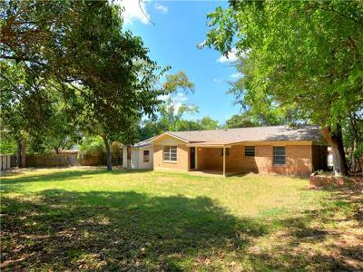 Single Family Home For Sale: 2303 Westworth Cir