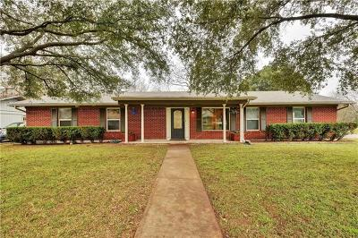 Single Family Home For Sale: 6806 Isabelle Dr