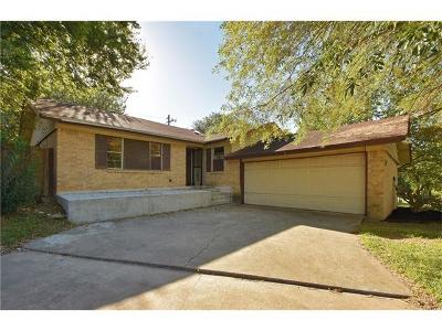 Single Family Home Pending - Taking Backups: 2411 Glen Springs