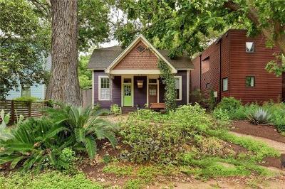 Austin Single Family Home For Sale: 1903 Eva St
