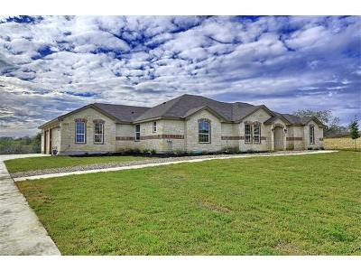 Hutto Single Family Home Pending - Taking Backups: 416 Lookout Cir