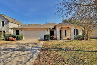 Cedar Park Single Family Home Pending - Taking Backups: 1204 Pagedale Dr