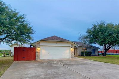 Round Rock Single Family Home For Sale: 701 Ryders Rdg
