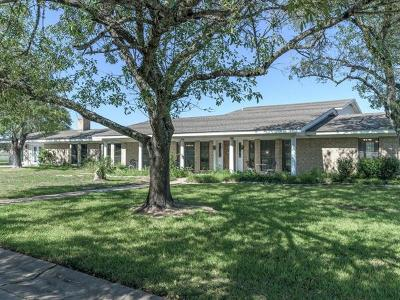 Giddings Single Family Home For Sale: 3345 E Austin St