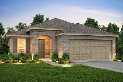 Buda Single Family Home For Sale: 508 Martha Dr