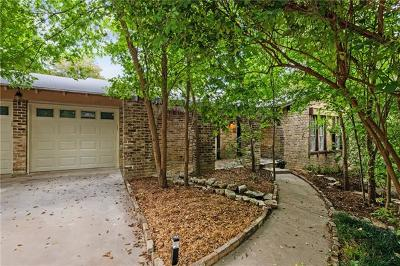 Austin Single Family Home For Sale: 304 Cedarbrook Ct