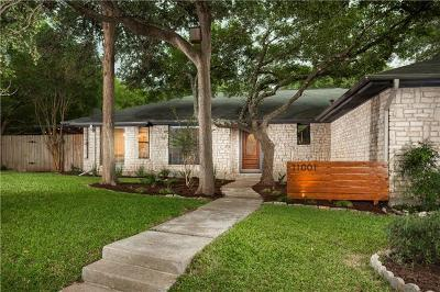 Austin Single Family Home For Sale: 11001 Spear Oak Cv
