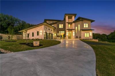Single Family Home For Sale: 8309 Lakewood Ridge Cv