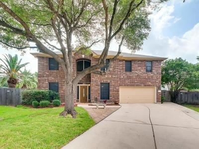 Single Family Home For Sale: 1701 Cranston Cv