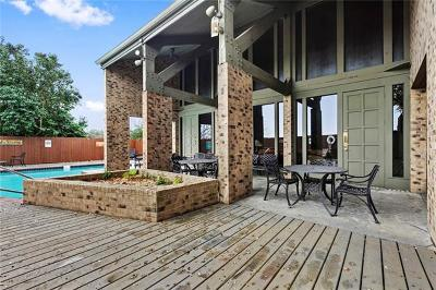Travis County Condo/Townhouse For Sale: 8888 Tallwood Dr #2111
