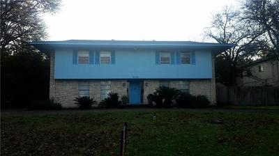 Austin TX Single Family Home For Sale: $950,000