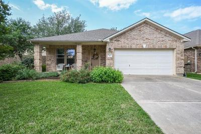 Cedar Park Single Family Home For Sale: 211 Arrowhead Trl