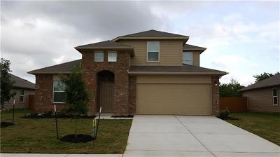 Hutto Rental For Rent: 408 Luna Vista Dr