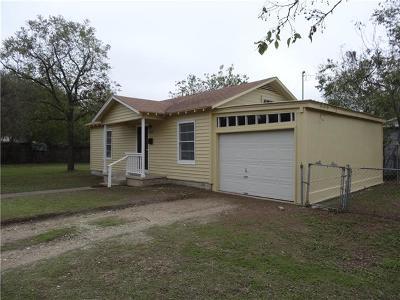 Austin Rental For Rent: 1207 W 51st St
