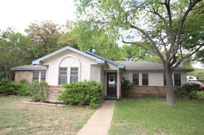 Cedar Park Single Family Home For Sale: 205 E Park St