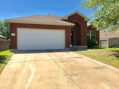 Pflugerville Single Family Home For Sale: 20413 Farm Pond Ln