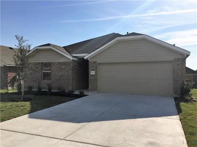 Single Family Home For Sale: 5815 Corsica Loop