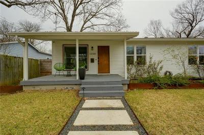 Austin Single Family Home Pending - Taking Backups: 1200 Alguno Rd