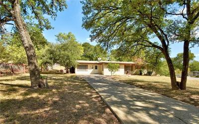 Austin Single Family Home Pending - Taking Backups: 2802 Oak Park Dr