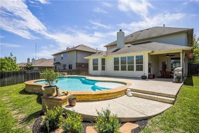 Round Rock Single Family Home Pending - Taking Backups: 1716 Woodvista Pl