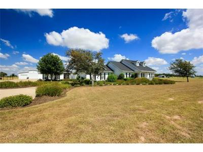 Georgetown Single Family Home For Sale: 851 County Road 124