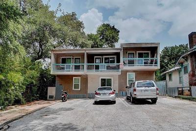 Austin Condo/Townhouse For Sale: 1106 22nd St #5