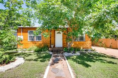 Hays County, Travis County, Williamson County Single Family Home For Sale: 1014 Vasquez St