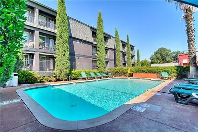 Travis County Condo/Townhouse For Sale: 2020 S Congress Ave #1121