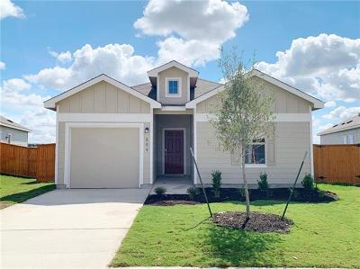 Single Family Home For Sale: 805 Circle Way