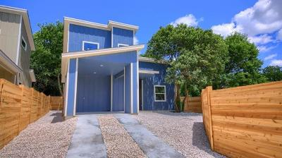 Austin Condo/Townhouse For Sale: 7208 Carver Ave #B