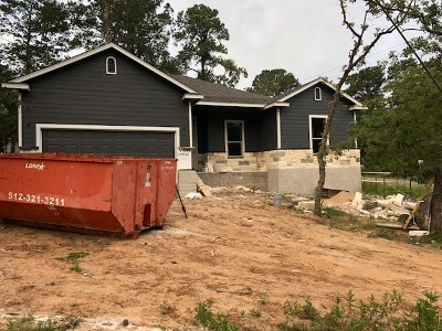 Bastrop Single Family Home For Sale: 103 Mamalu Dr