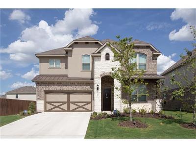 Buda Single Family Home For Sale: 426 Vista Garden Dr