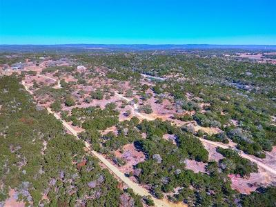 Wimberley Residential Lots & Land For Sale: TBD Burnett Ranch Rd Rd