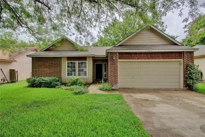 Pflugerville Single Family Home Pending - Taking Backups: 16407 Malden Dr