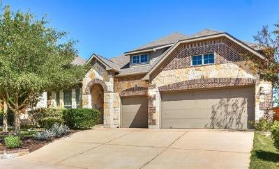 Round Rock Single Family Home Coming Soon: 1994 Canyon Sage Path
