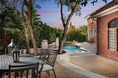Austin Single Family Home For Sale: 11604 Pelican Bay Cv