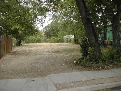 Austin Residential Lots & Land For Sale: 1121 Ebert Ave