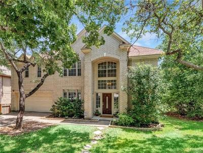 Austin Single Family Home For Sale: 12608 McNelly Trl