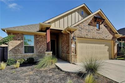 Georgetown Single Family Home For Sale: 704 Blue Agave Ln