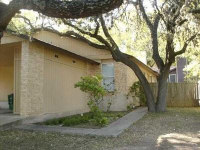 Austin Rental For Rent: 7101 B Woodhue Dr