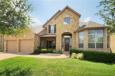 Cedar Park Single Family Home For Sale: 207 Brangus Dr