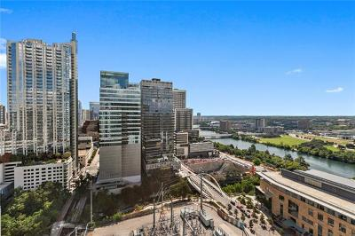 Austin Condo/Townhouse For Sale: 222 West Ave #2309
