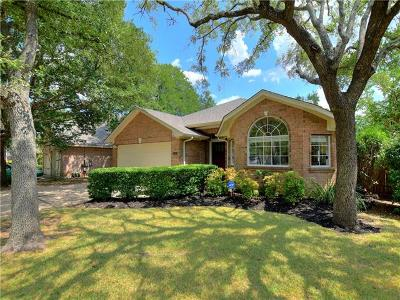 Travis County Single Family Home Pending - Taking Backups: 7117 Ridge Oak Rd