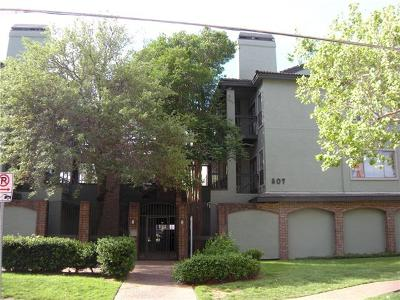 Condo/Townhouse For Sale: 807 W 25th St #206
