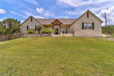 Dripping Springs TX Single Family Home For Sale: $619,900