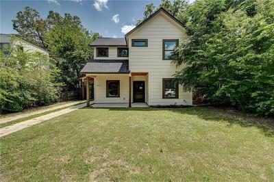 Austin Single Family Home Pending - Taking Backups: 2617 Willow St #1