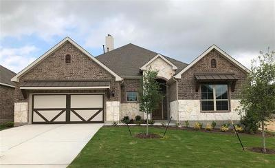 Pflugerville Single Family Home For Sale: 3720 Del Payne Ln