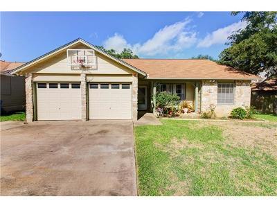 Single Family Home Pending - Taking Backups: 12010 Stout Oak Trl