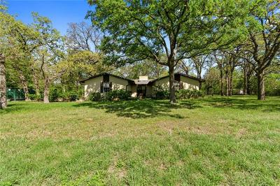 Cedar Park Single Family Home For Sale: 1209 Cedar Park Dr